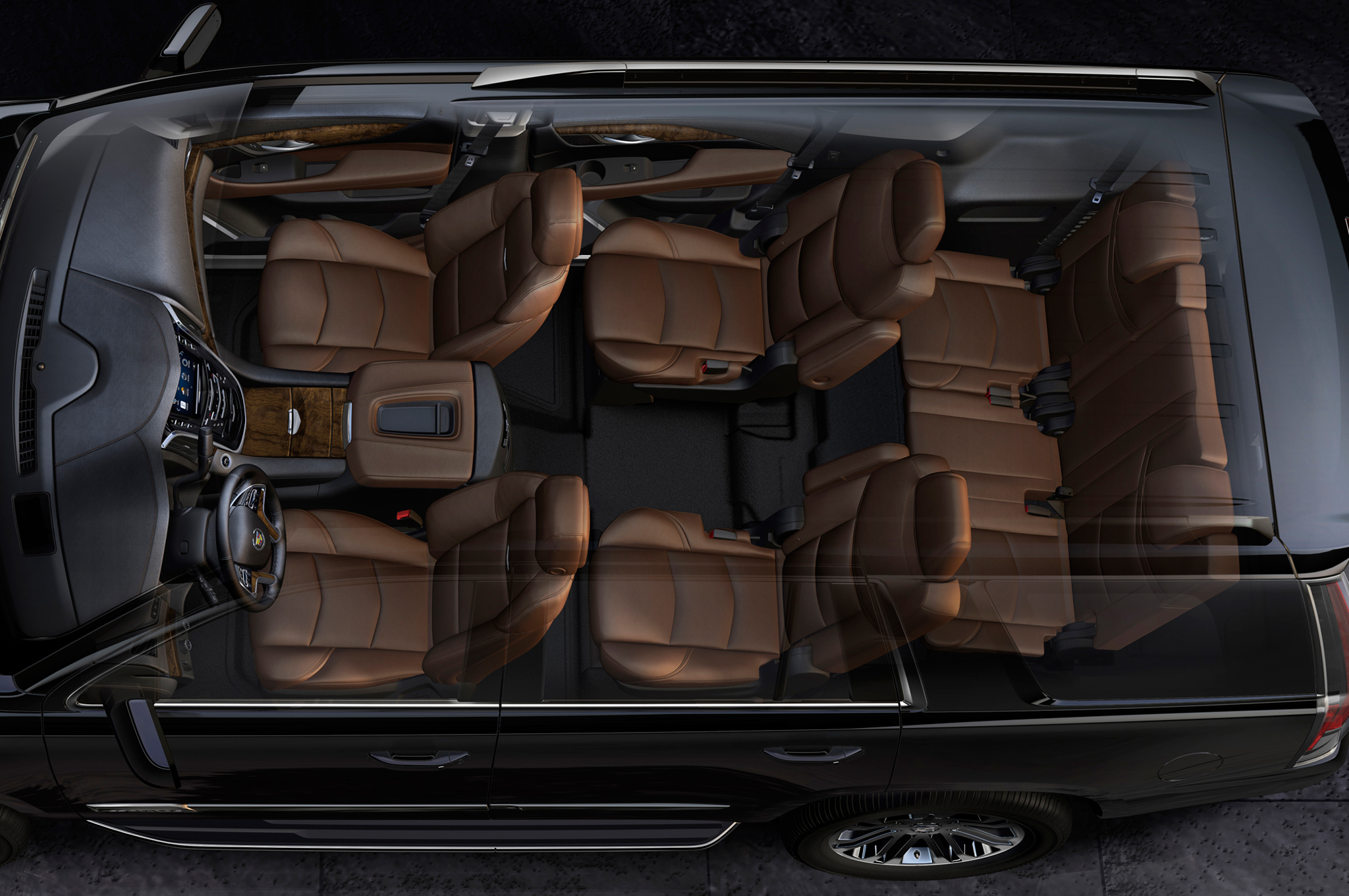 2015 Cadillac Escalade Car Statement