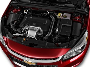 2015 Chevrolet Malibu LTZ engine