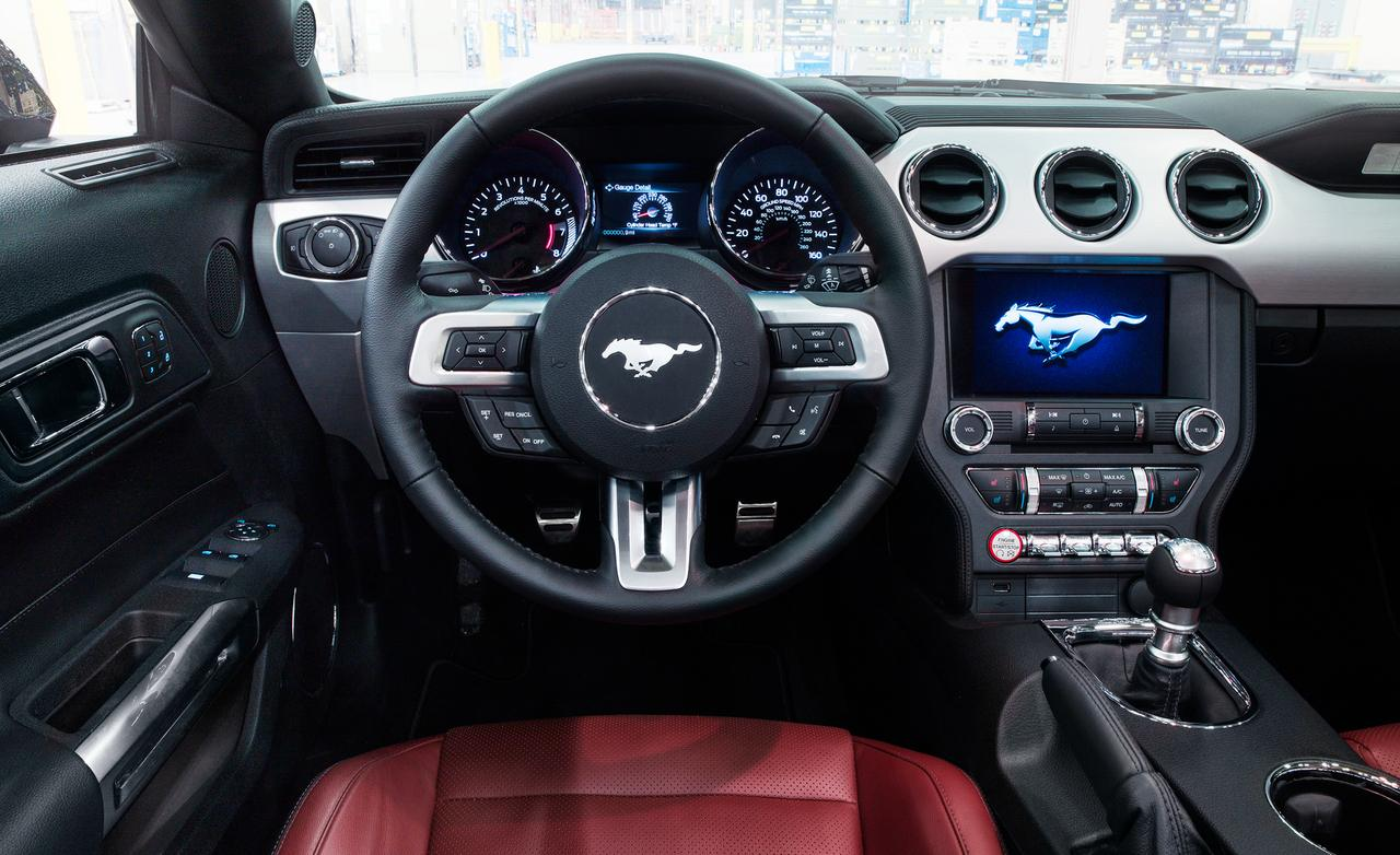 Ford Fiesta 2014 Sedan Interior