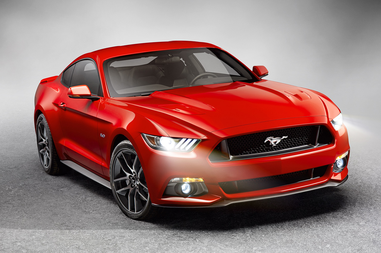 2015 Ford Mustang recalls already