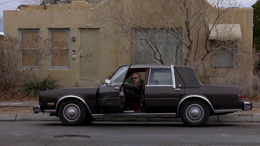 Cars From Breaking Bad Series - Car Statet