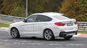2016 BMW X4 M40i Spy Shots, Photo credits: Topspeed.com