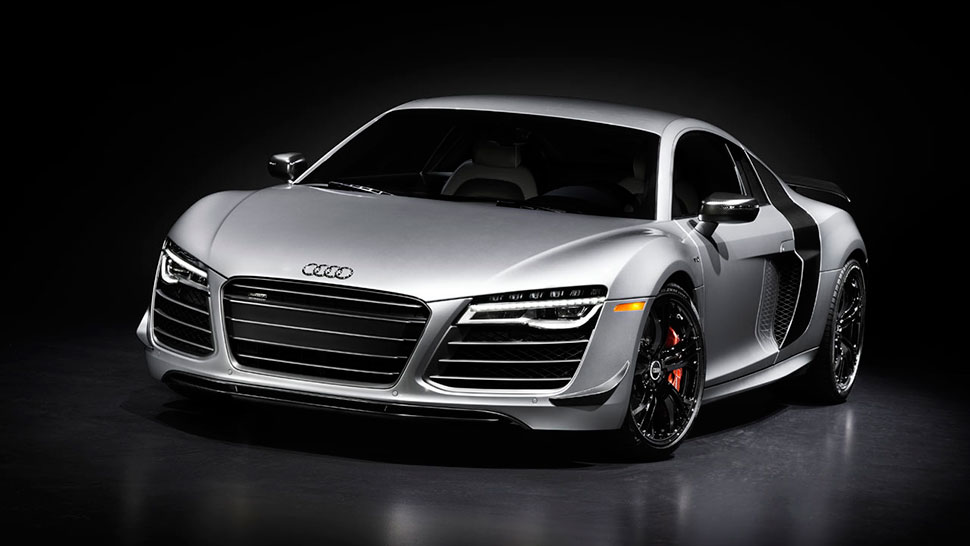 2016 Audi R8 Competition. Photo credits: http://laautoshow.com/debut-vehicles/