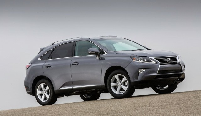 Lexus RX 350. Photo credits: www.motorauthority.com