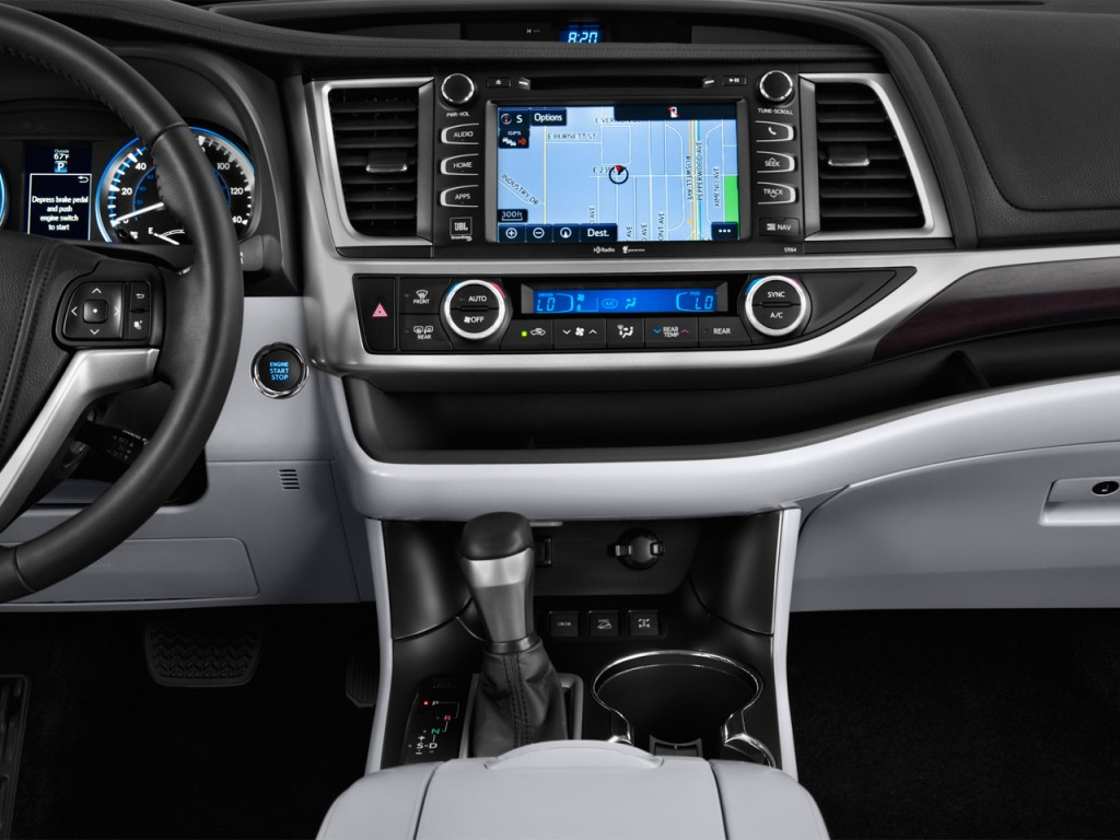 2015 Toyota Highlander Limited Interior. Photo credits: http://www.thecarconnection.com/photos/toyota_highlander_2015