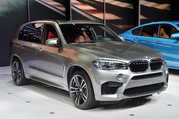 2016  BMW X5 M. Photo credits: http://www.autoblog.com/2014/11/19/2015-bmw-x5m-la-2014/