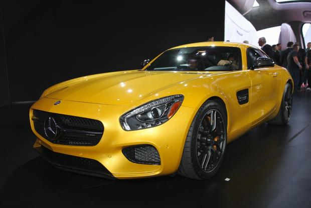 2016 Mercedes Benz AMG GT S. Photo credits: http://www.autotrader.com/research/article/car-news/232015/2016-mercedes-amg-gt-la-auto-show.jsp