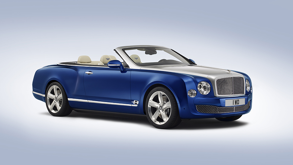 2016 Bentley Grand Convertible. Photo credits: http://laautoshow.com/debut-vehicles/