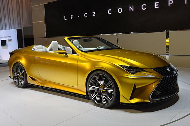 Lexus LF-C2 Concept. Photo credits: http://www.autoblog.com/2014/11/19/lexus-lf-c2-concept-la-2014/