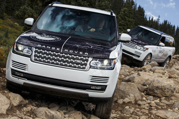 New Range Rover off roader, is it really a possibility?