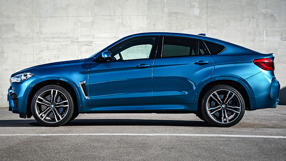 2016 BMW X6 M. Photo credits: http://laautoshow.com/debut-vehicles/
