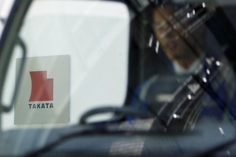 Honda models Takata airbags recall
