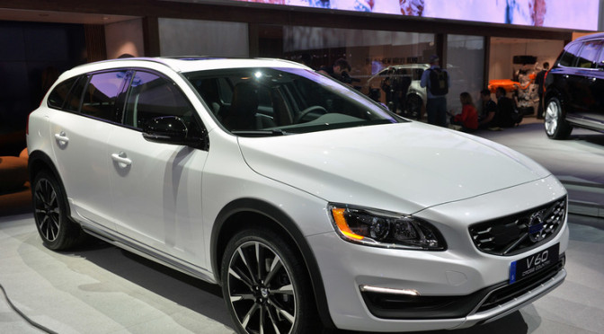 2015 Volvo V60 Cross Country Performance, Interior, Exterior Styling, Release Date, Price etc.