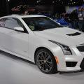 2016 Cadillac ATS-V 2014 LA Auto Show. Photo credits: http://www.autoblog.com/photos/2016-cadillac-ats-v-coupe-la-2014/