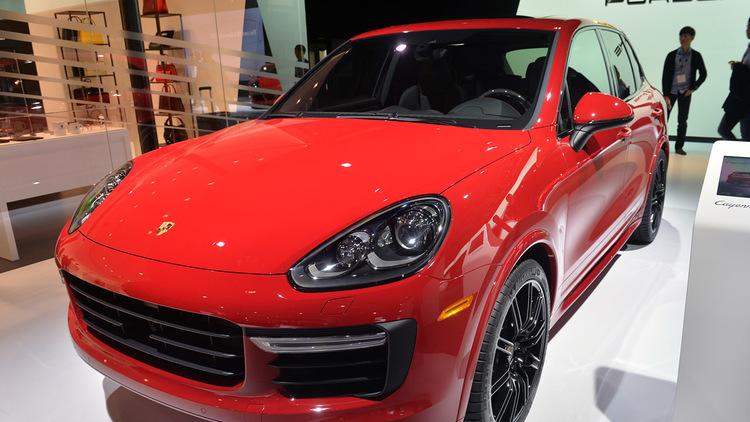 2015 Porsche Cayenne GTS on 2014 La Auto Show