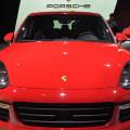 2015 Porsche Cayenne on 2014 La Auto Show