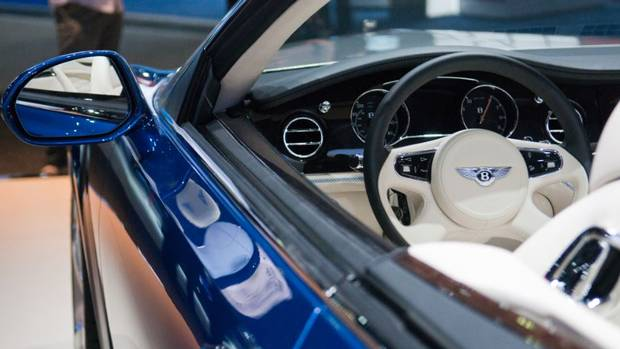 Quick Review: Bentley Grand Convertible Performance, Interior, Exterior