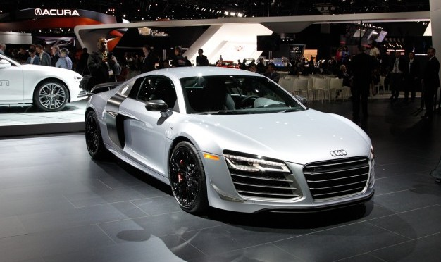 Quick Review: 2015 Audi R8 Competition Performance, Interior, Exterior