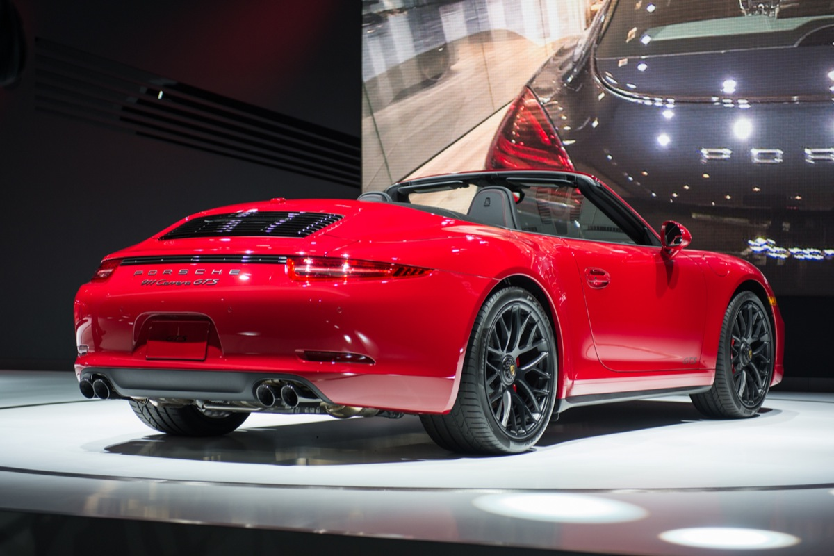 2015 porsche 911 carrera on la auto show - 911 Porsche 2014 Price