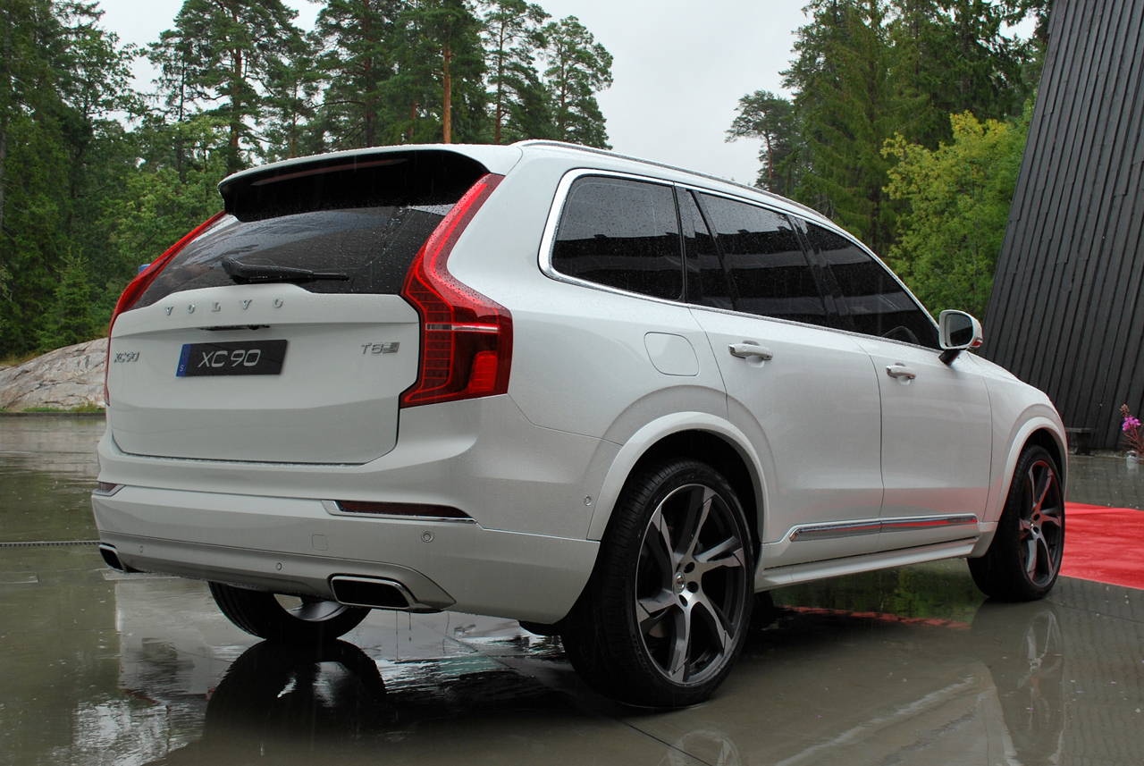 2015 volvo xc90 interior performance exterior styling spa paltform car statement. Black Bedroom Furniture Sets. Home Design Ideas