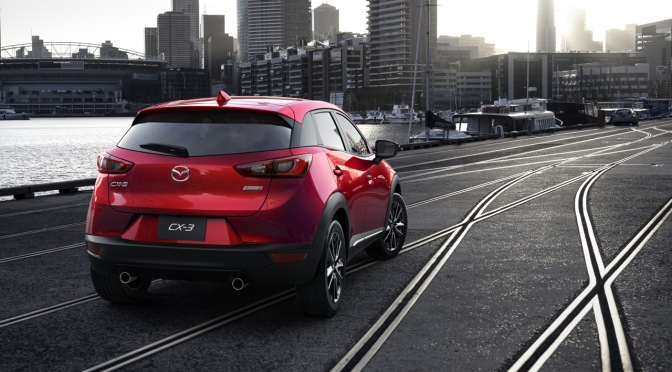2016 Mazda CX-3 Exterior Styling, Performance, Interior Price etc.