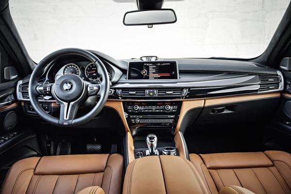 2016 BMW X5 M. Photo credits: http://porhomme.com/2014/10/2016-bmw-x5-m-x6-m/2016-bmw-x5-m-x6-m-la-auto-show-9/