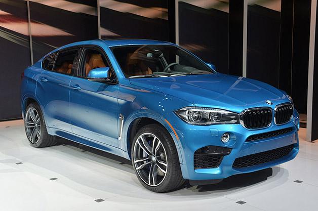 2016 BMW X5 M. Photo credits: http://www.autoblog.com/2014/11/19/2016-x6m-la-2014/
