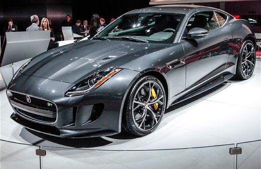 2016 Jaguar F Type on 2014 La Auto Show