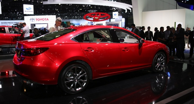 2016 Mazda6 Interior, Exterior Styling, Performance, Safety etc.