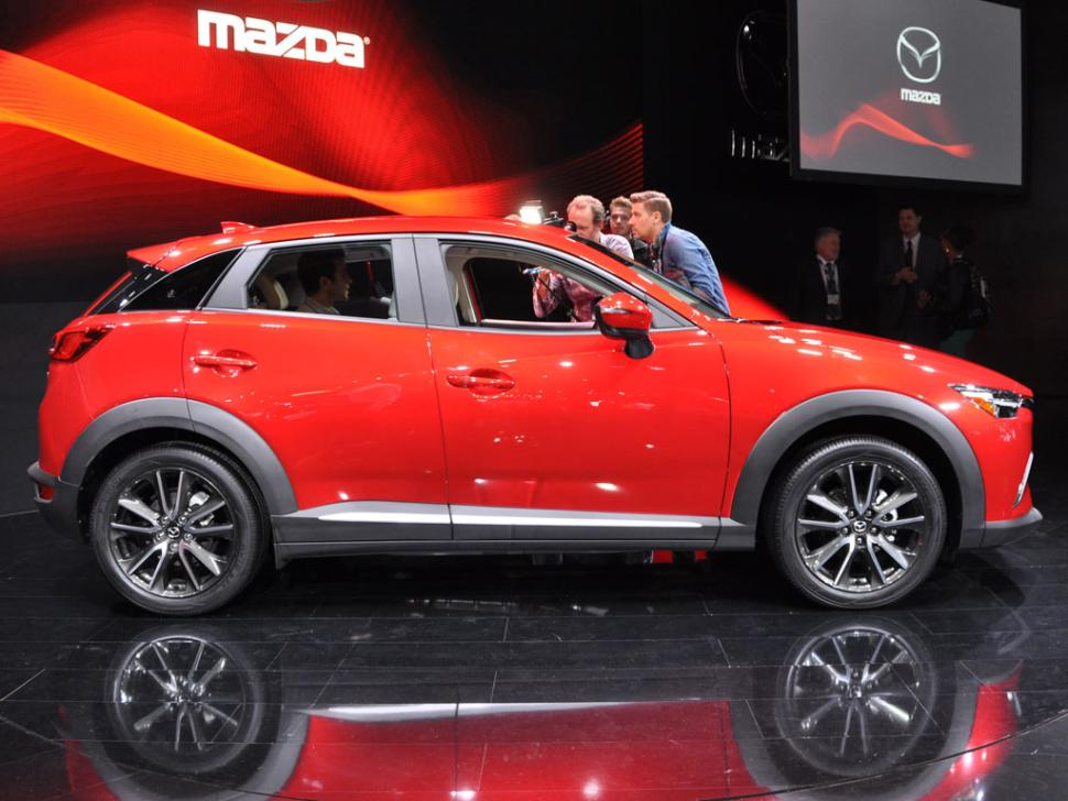 Mazda CX Exterior Styling Performance Interior Price Etc - Mazda la