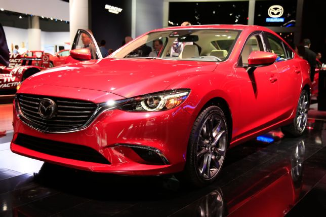 2016 mazda6 interior exterior styling performance safety etc car statement. Black Bedroom Furniture Sets. Home Design Ideas
