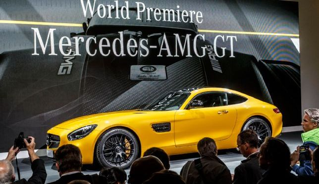 2016 Mercedes Benz AMG GT S Performance, Price, Photos, Interior, Exterior Styling, Handling etc.