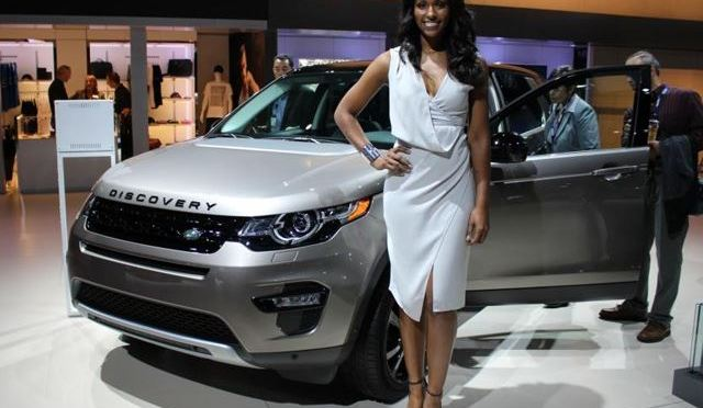 The Prettiest Girls of 2014 LA Auto Show