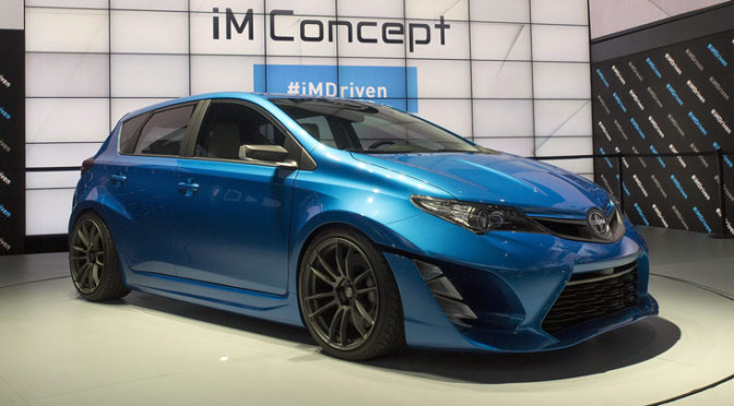 2016 Scion IM Performance, Exterior, Release Date, Price etc