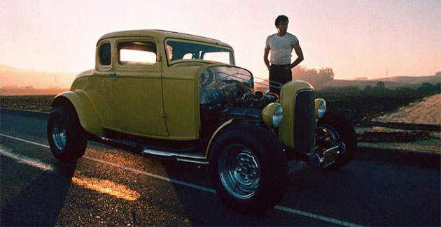 1932 Ford Model B ( 32' Deuce Coupe )