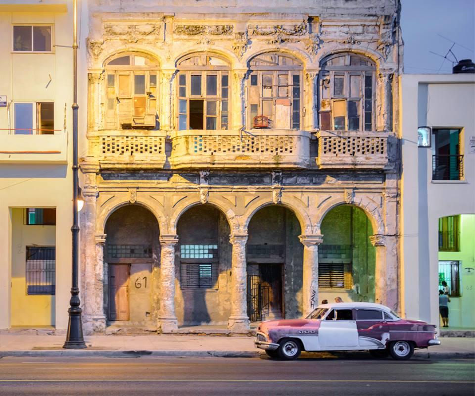 Cuban car in Havana