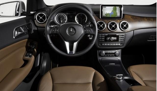 2015 Mercedes Benz B Class Electric Drive