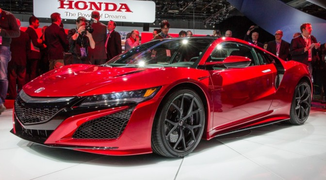 2015 NAIAS Full List of Debut Vehicles