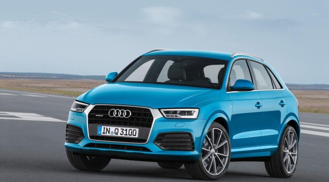 Category Archives Small Suv 2017 Naias Debuts 2016 Audi Q3