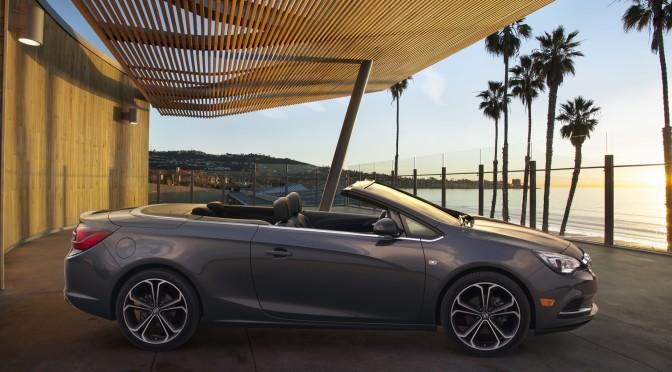 2015 NAIAS: 2016 Buick Cascada