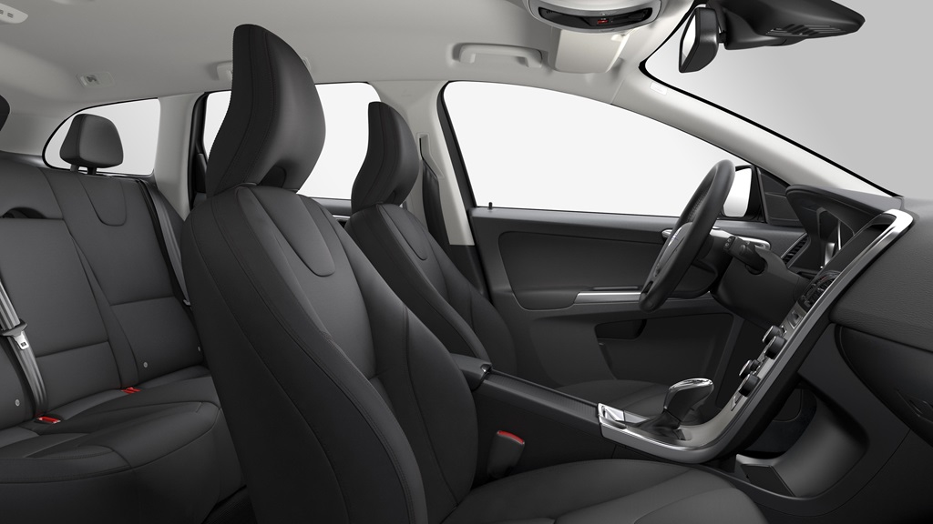 2015 Volvo XC60 Interior. Photo credits: Volvo Cars