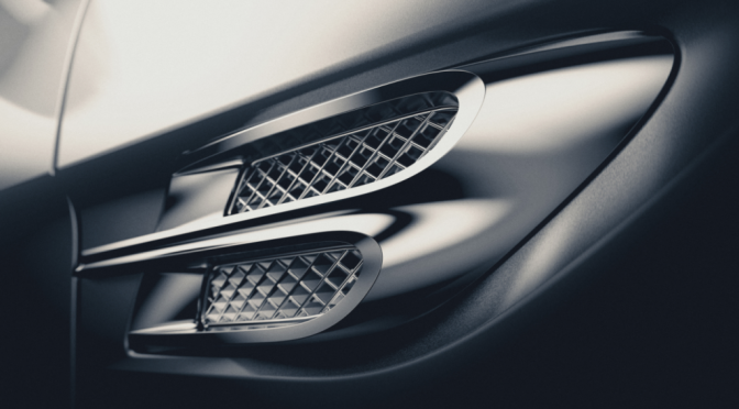 2015 NAIAS Debuts: 2016 Bentley Bentayga Announcement