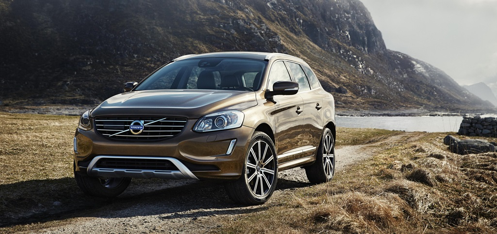 2015 Volvo XC60. Photo credits: Volvo Cars