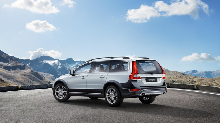 2015 Volvo XC70. Photo credits: Volvo cars