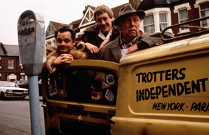 Cars from Only Fools and Horses- Most popular British Sitcom in History