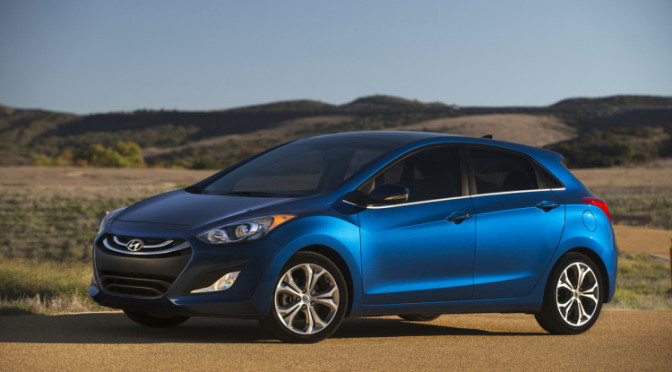 2015 Chicago Auto Show Announcement: 2016 Hyundai Elantra GT Coupe and 2016 Hyundai Veloster