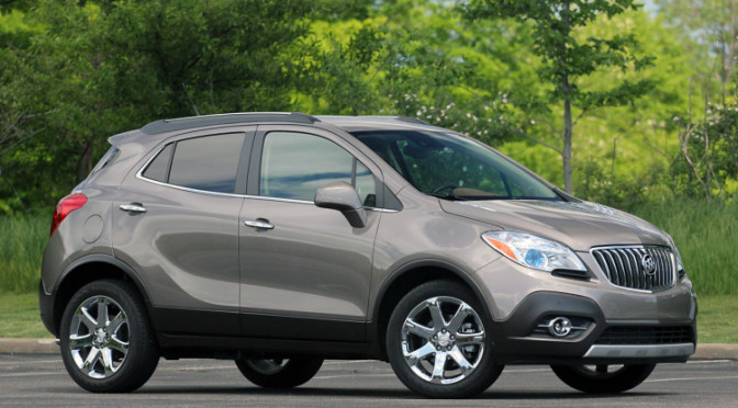 Buick Encore Production Increased for 50%