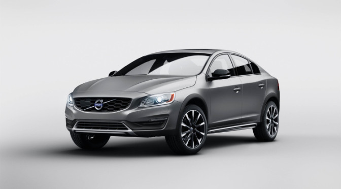 2016 Volvo S60 Cross Country on American Market