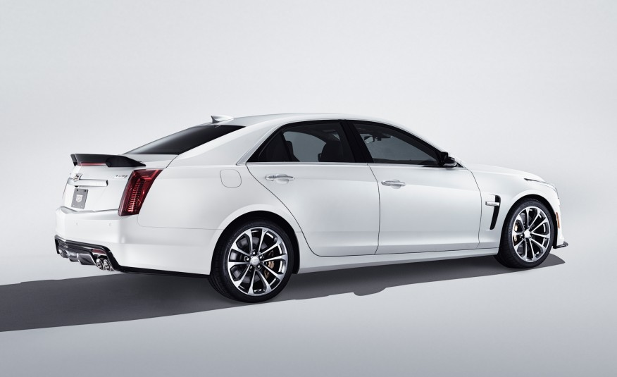 2015 naias 2016 cadillac cts v car statement. Black Bedroom Furniture Sets. Home Design Ideas