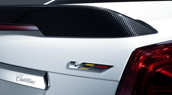 2015 NAIAS: 2016 Cadillac CTS-V